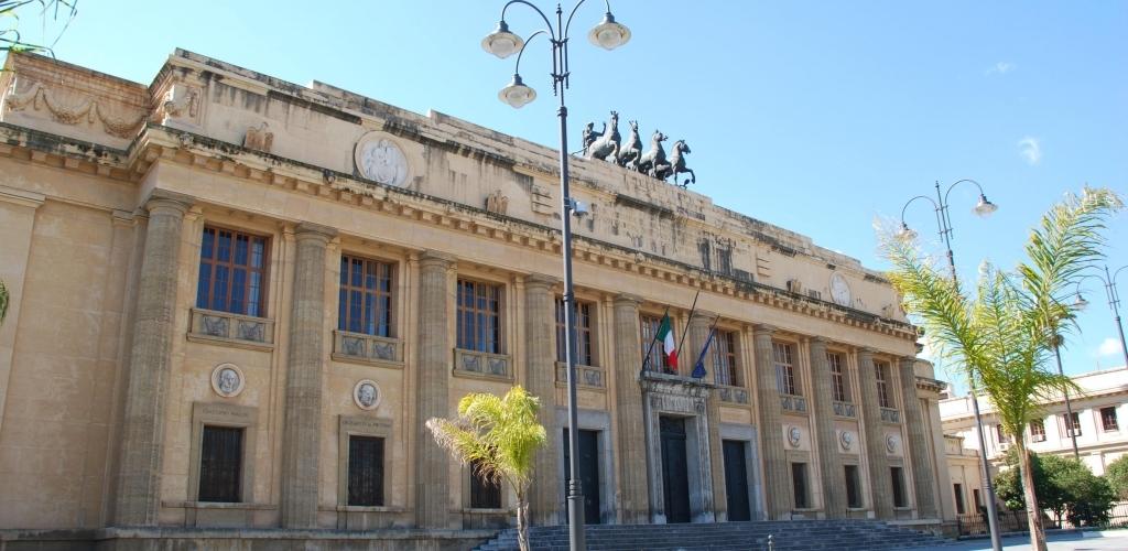 Foto carousel del Tribunale di Messina